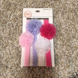 NWT Baby Girl Headbands
